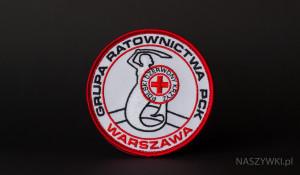 gr pck warszawa naszywka