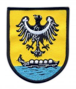 Aufnäher Nowa Sol Stadtwappen