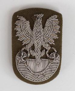 Orzeł oficerski Wojska Polskiego Polskiej Rzeczpospolitej Ludowej wz.61