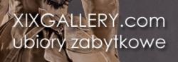 logo muzeum xixgallery ubiory historyczne xix wiek